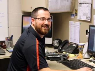 Greg Hunt - Coordinator of Technology