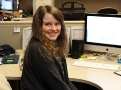 Heather Hallman-Stetter - Data Systems Specialist